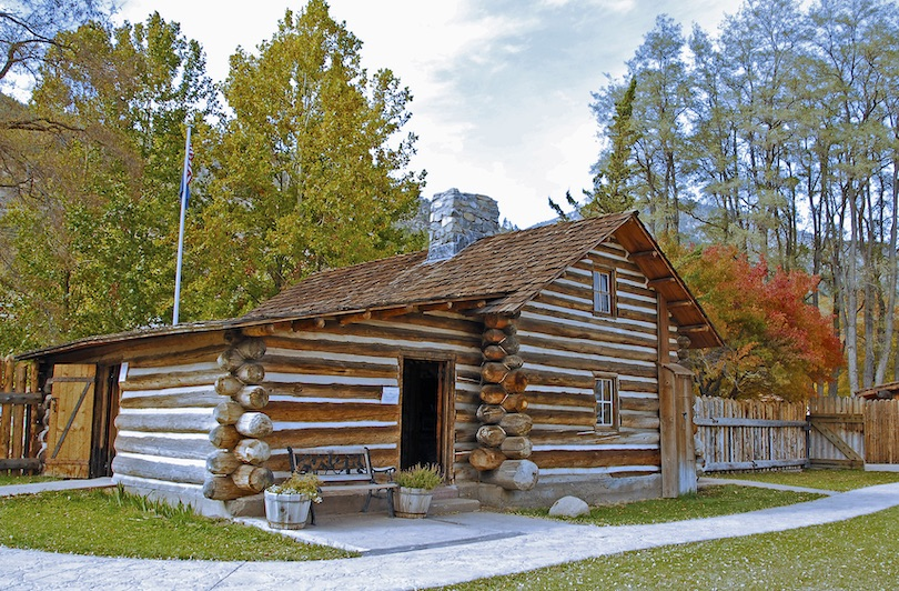 Mormon Station State Historic Park