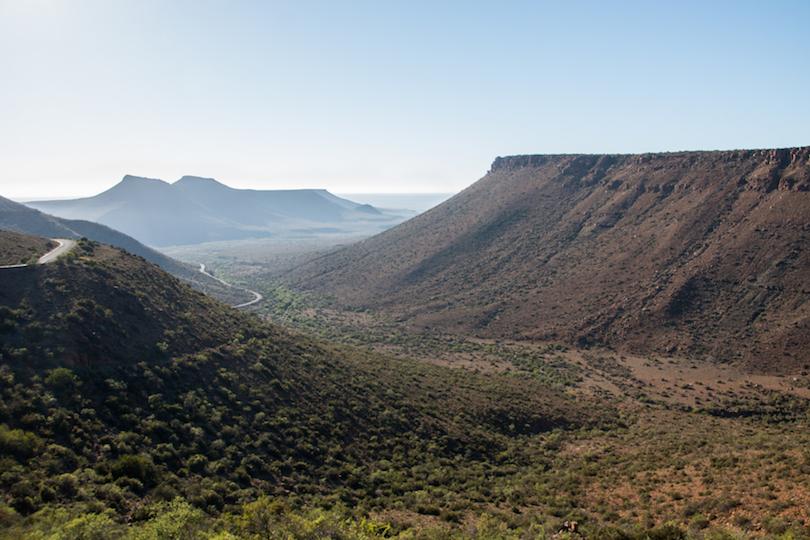 Parque Nacional Karoo