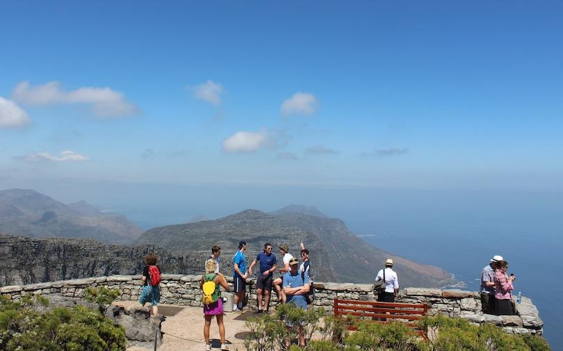 Parque Nacional Table Mountain
