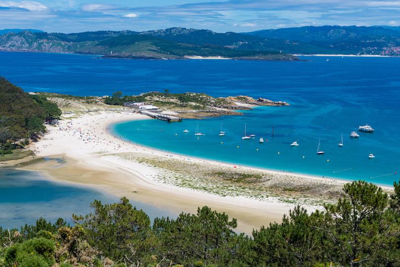 Parque Nacional de las Islas Atlánticas de Galicia