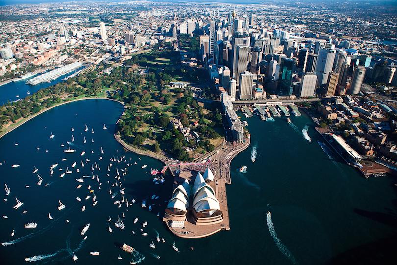 # 1 de atracciones turísticas en Australia