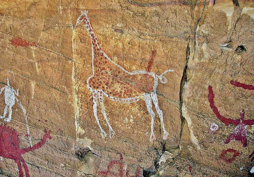 prehistoric art facts