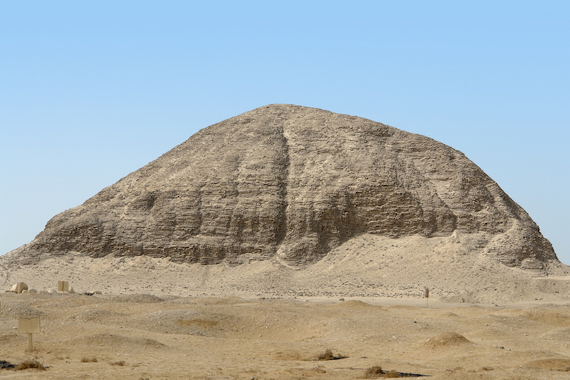Pyramid of Hawara