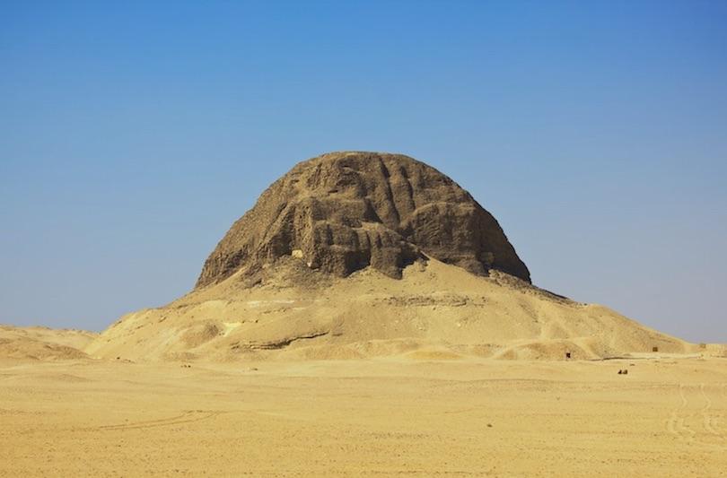 Pirámide de Lahun