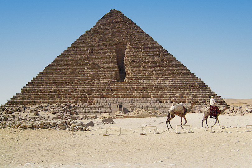 Pirámide de Menkaure