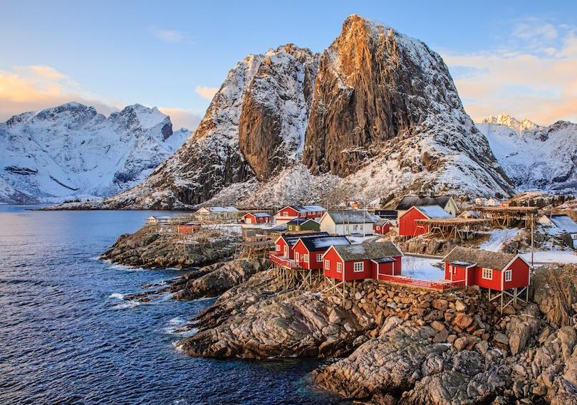 Fisherman's Cabins