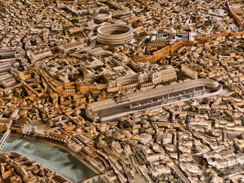 Museo de la Civilización Romana