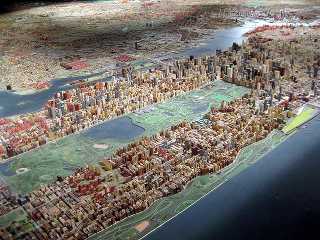 # 1 de ciudades en miniatura notables de todo el mundo