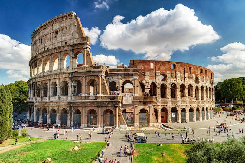 colosseum ▷ 25 atracciones turísticas principales en Europa