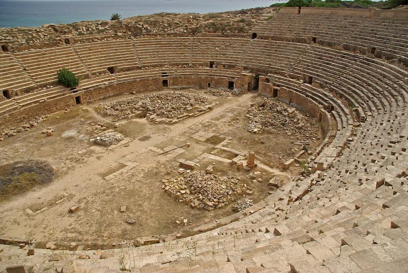 10 Famous Roman Amphitheaters With Photos Map Touropia