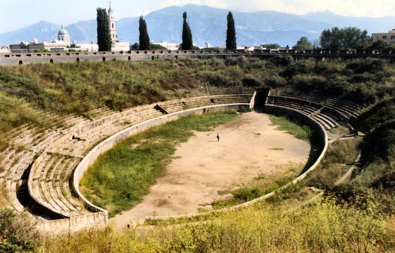 Pompeya Spectacula
