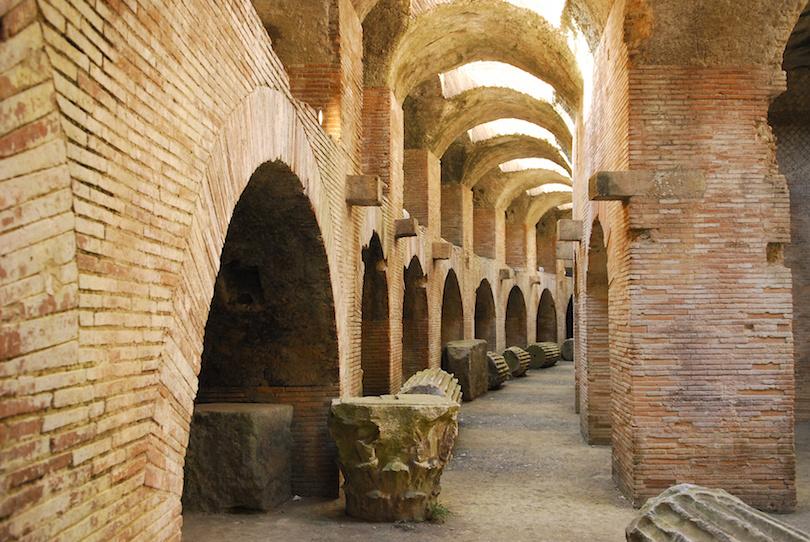 Anfiteatro de Pozzuoli