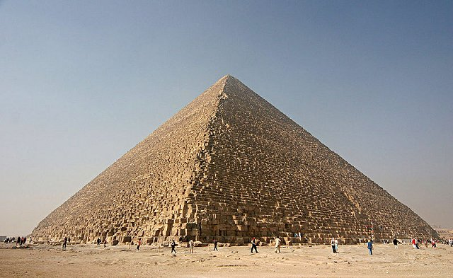 #1 of Seven Wonders Of The Ancient World
