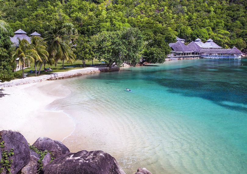 #1 of Seychelles Luxury Resorts