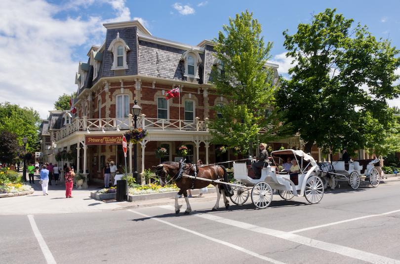# 1 de ciudades pequeñas en Canadá