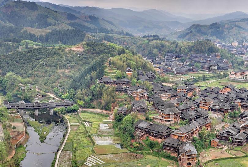 Pueblos de Chengyang
