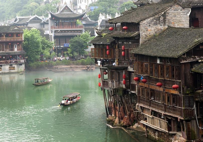 Ciudad antigua de Fenghuang