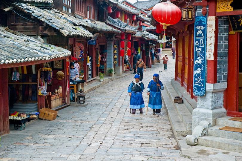 Casco antiguo de Lijiang