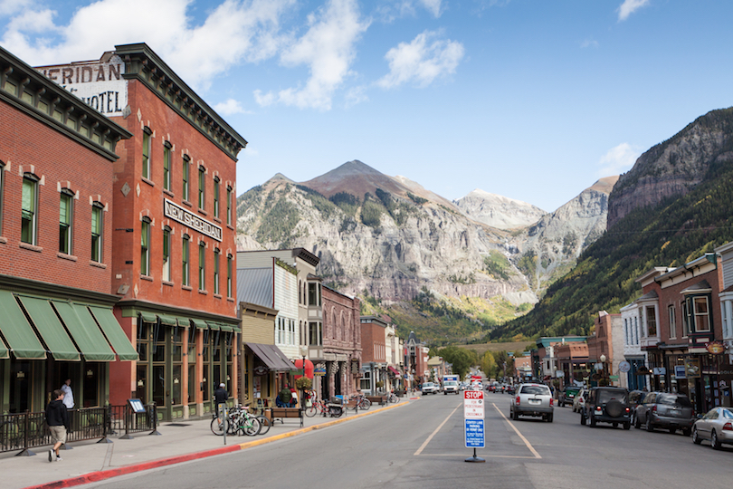 #1 of Small Towns In Colorado