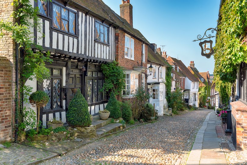 Map Of England Villages.15 Most Charming Small Towns In England With Photos Map Touropia