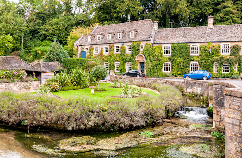 # 1 de pueblos pequeños en Inglaterra