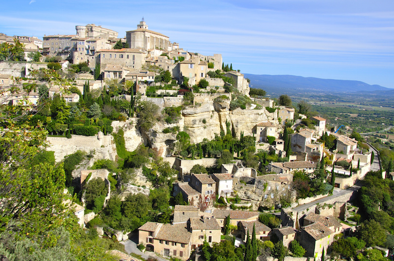 #1 of Small Towns In France