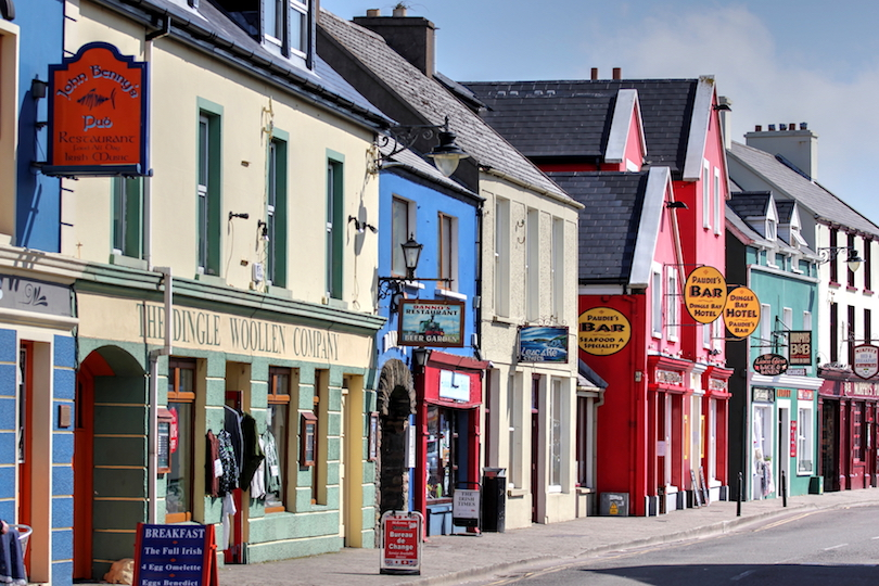 #1 of Small Towns In Ireland