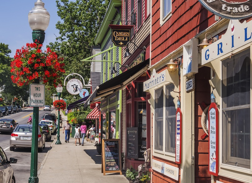 12 Most Charming Small Towns In Maine With Photos Amp Map