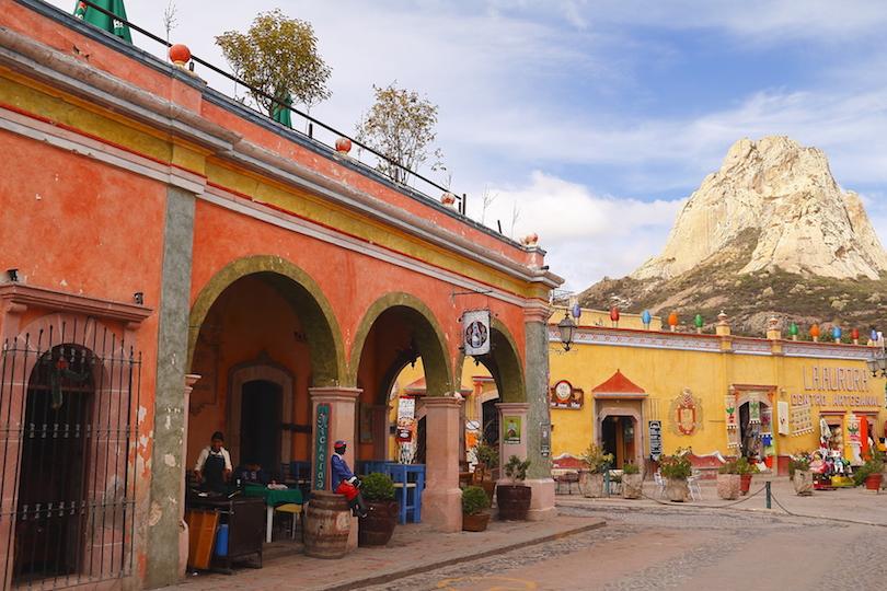 # 1 de pueblos pequeños en México