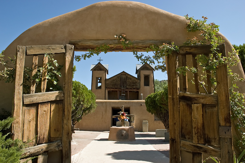 # 1 de pueblos pequeños en Nuevo México