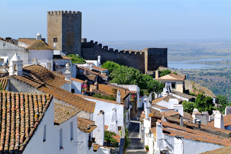 #1 of Small Towns In Portugal