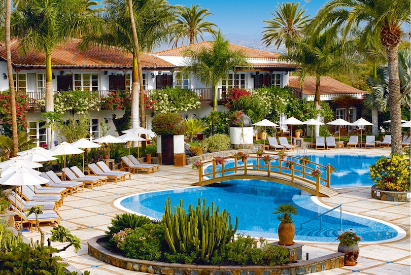 1 Of Spain Beach Resorts