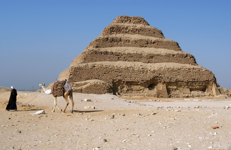 Pyramids In Egypt Map.12 Most Fascinating Pyramids In Egypt With Photos Map Touropia