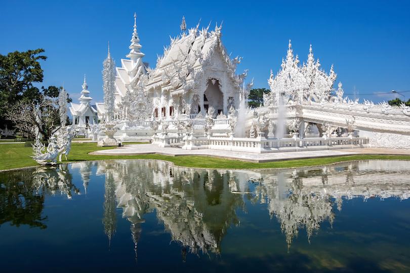 # 1 de templos en Tailandia