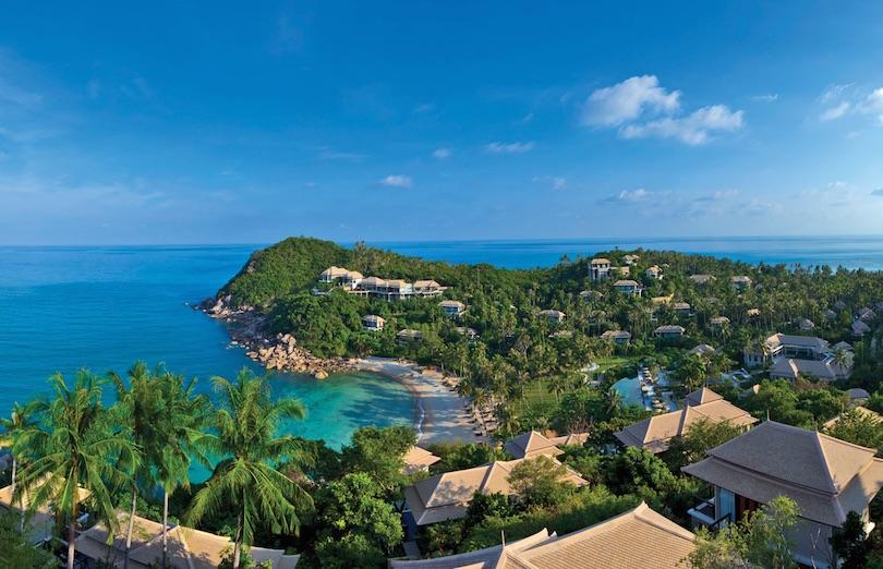 N.o 1 de Resorts de playa de Tailandia