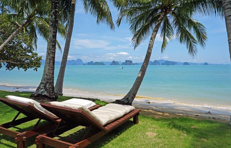 Resort de la isla de Ko Yao