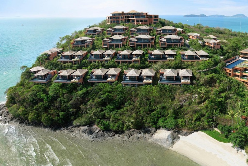 Sri Panwa Villas Phuket