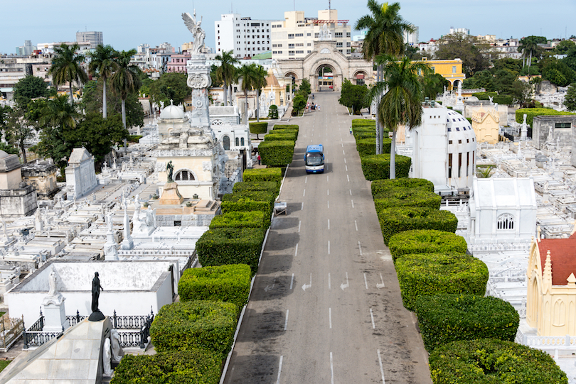 Cementerio de Cristobal Colon