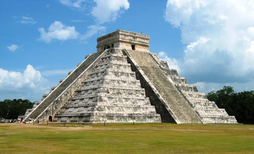 #1 of Things To See In Chichen Itza