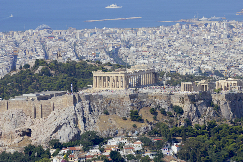 #1 of Tourist Attractions In Athens