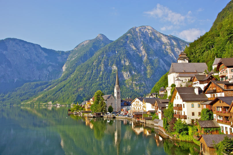 #1 of Small Towns In Austria