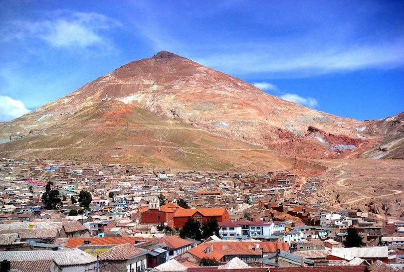 Cerro Rico, Potosi