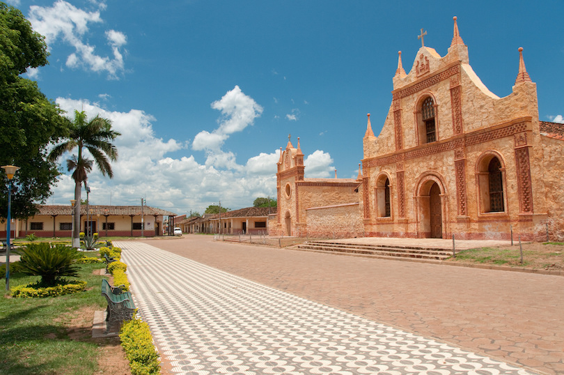 Jesuit Missions of Chiquitos