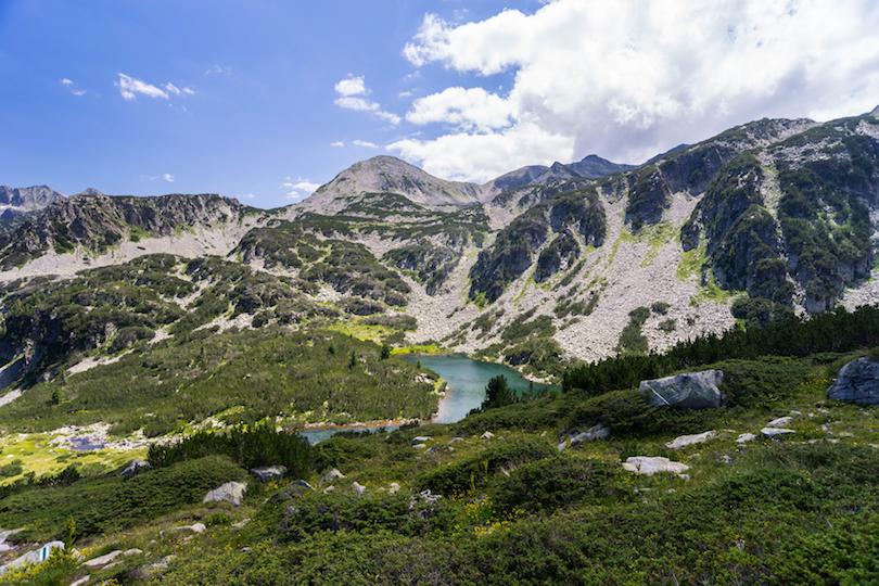 Parque Nacional Pirin
