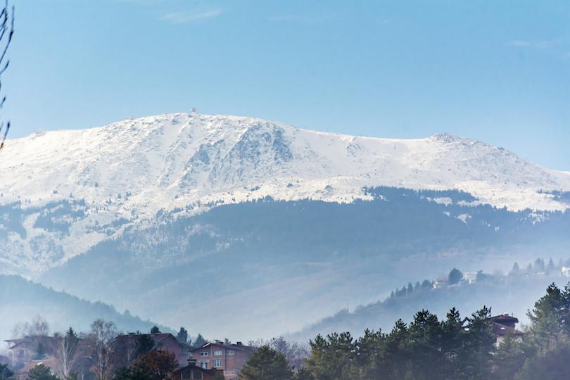 Montaña Vitosha