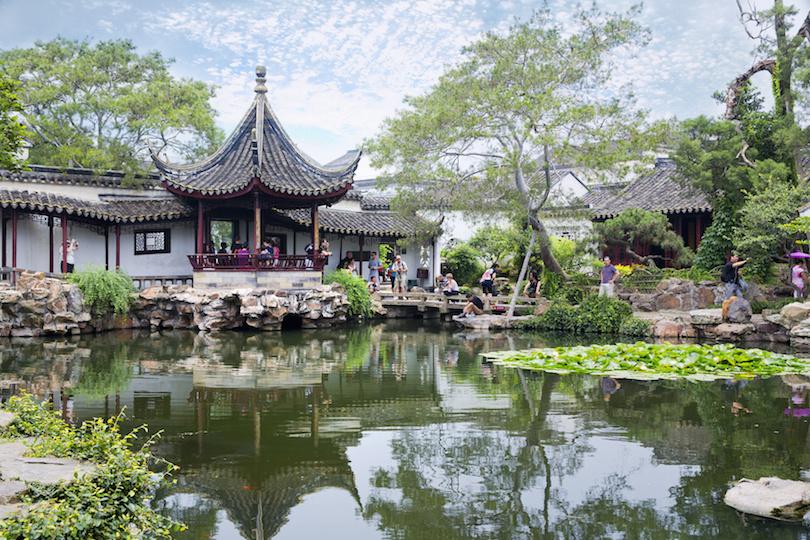 Suzhou Gardens & Canals