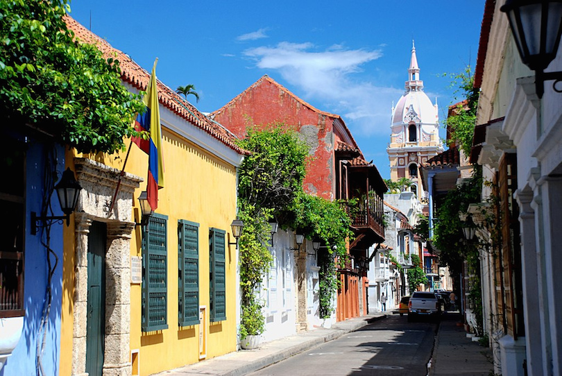 Cartagena's Old Town