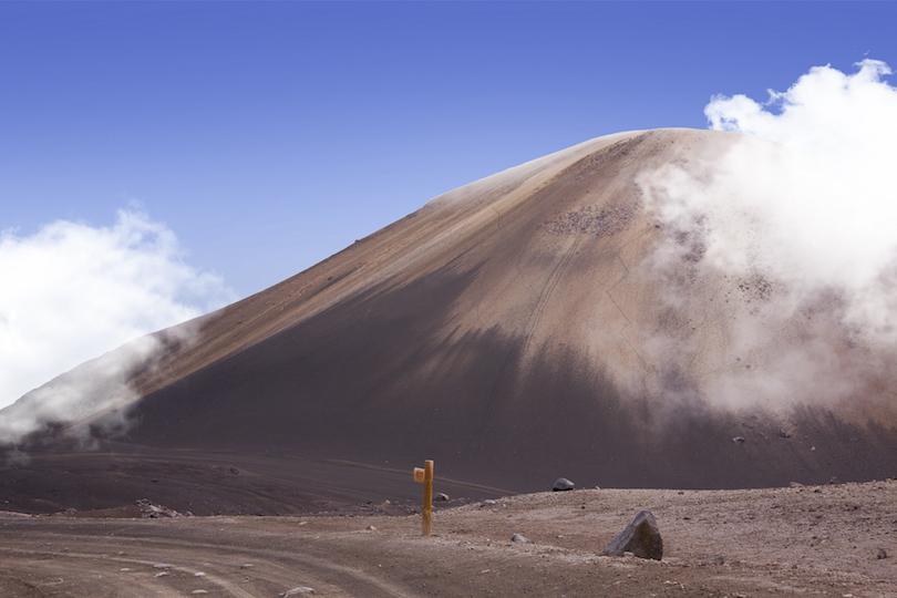 Parque Nacional Los Nevados