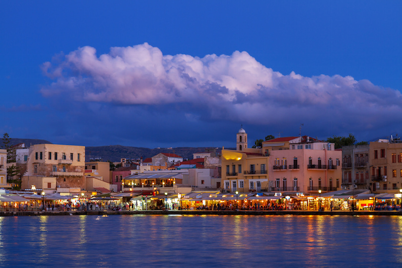 Chania Old Venetian Harbor