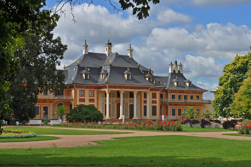 Pillnitz Castle